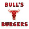 Bull's Burgers - Glasgow Logo