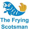 The Frying Scotsman - Aberdeen Logo