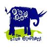 The Blue Elephant - Aberdeen Logo