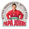 Papa John's - Rutherglen Logo