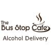 Bus Stop Alcohol Delivery - Bathgate Logo