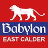 Babylon Fish and Chips - East Calder Logo