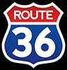 Route 36 - Lanark Logo