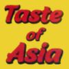 Taste of Asia - Paisley Logo