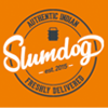 Slumdog Delivered - Edinburgh Logo