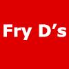 Fry D's - Laurieston Logo