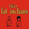 Two Fat Indians - Paisley Logo