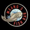 Maano's Fish Bar - St Boswells Logo