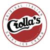 Crolla's Gelato - Wishaw Logo