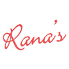Rana's - Stirling Logo