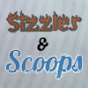 Sizzles & Scoops - Hamilton Logo