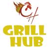 Grill Hub - Glasgow Logo