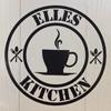 Elles Kitchen  - Hamilton Logo