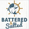 Battered & Salted - Motherwell Logo