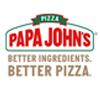 Papa John's - Stirling Logo