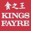Kings Fayre - Whitburn Logo