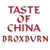 Taste Of China - Broxburn Logo