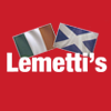 Lemetti's Fish Bar - Camelon Logo