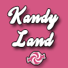 Kandy Land - Airdrie Logo